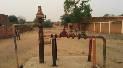 Problème d'accès à l'eau potable à Fandou